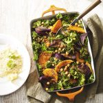 Kale,-squash-&-chickpea-tagine