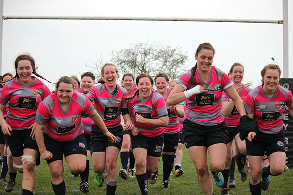Olney Ladies Rugby Team