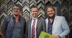 Herd about MK meet Mark Lancaster MP