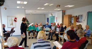 Singing for the Brain group celebrates