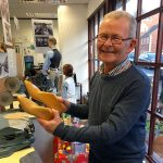 Volunteer at The Centre, Stephen Richards