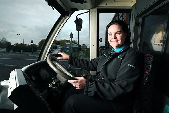 Arriva Bus Driver