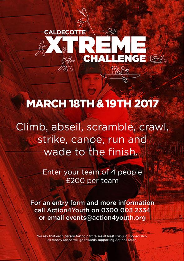 Caldecotte xtreme full poster details