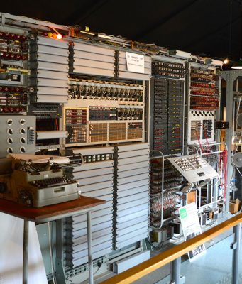 Colossus at Bletchley Park