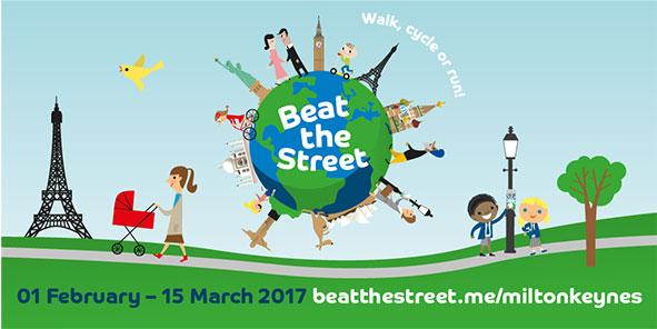Community Game Beat the Street