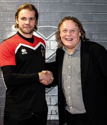 Robbie Neilson and Pete Winkelman