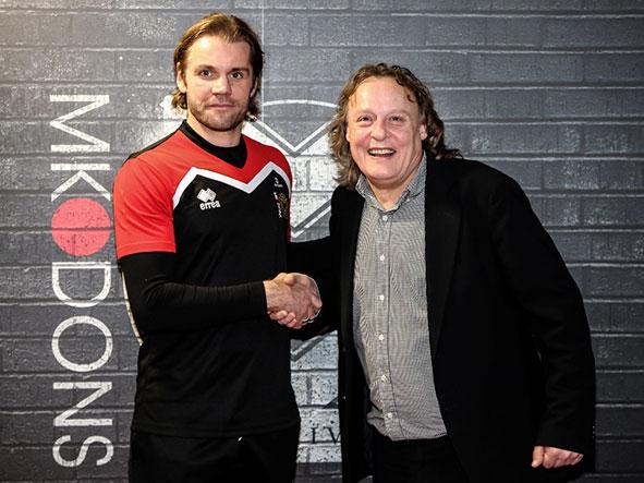 Robbie Neilson and Pete Winkelman