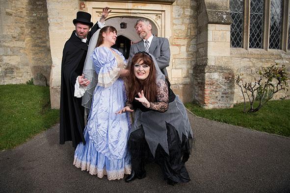 Victorian spoof Ruddigore comes to Stantonbury