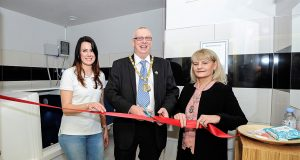 Opening of new flotation centre in Milton Keynes