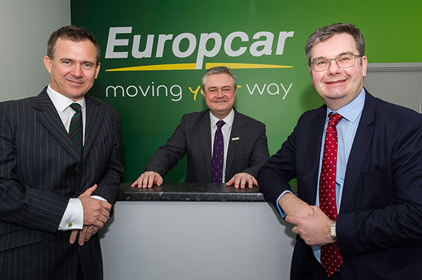 Europcar opens in Milton Keynes