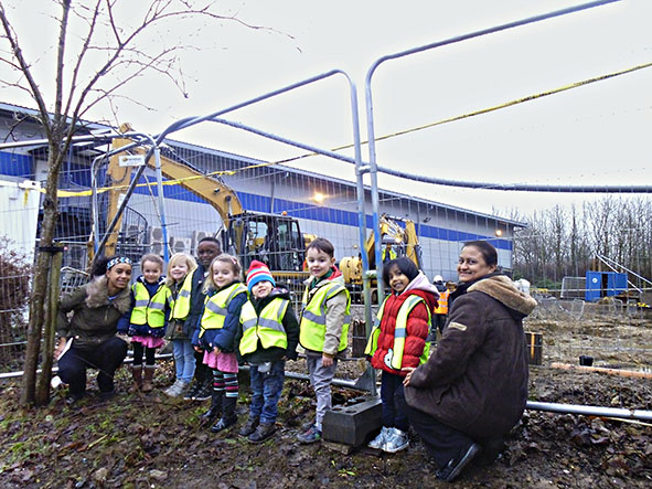New Nursery in Knowlhill Milton Keynes