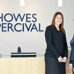 Alishia Marrocco and Justine Flack from Howes Pervical
