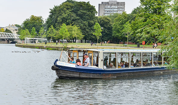 Bedford's Community Boat, The John Bunyan