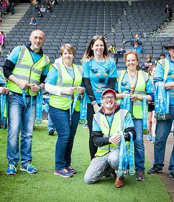 MK Marathon Event Crew