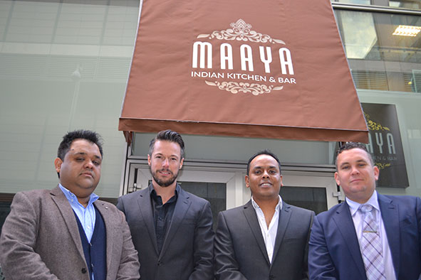 Maaya Mk celebrates 1 year anniversary