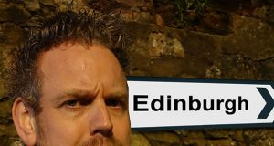 Mark Row on 'The Long Road to Edinburgh'