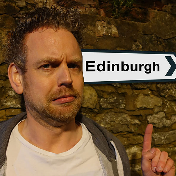 Mark Row on 'The Long Road to Edinburgh'