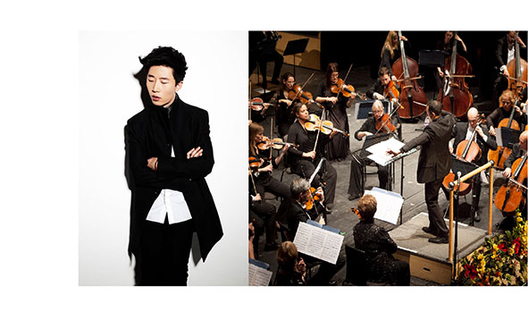 Milton Keynes City Orchestra showcase concert
