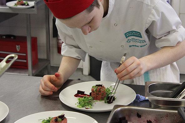 The Brasserie at Milton Keynes College