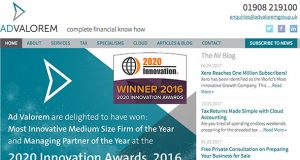 Advalorem win two industry awards at the 2020 Innovation Awards