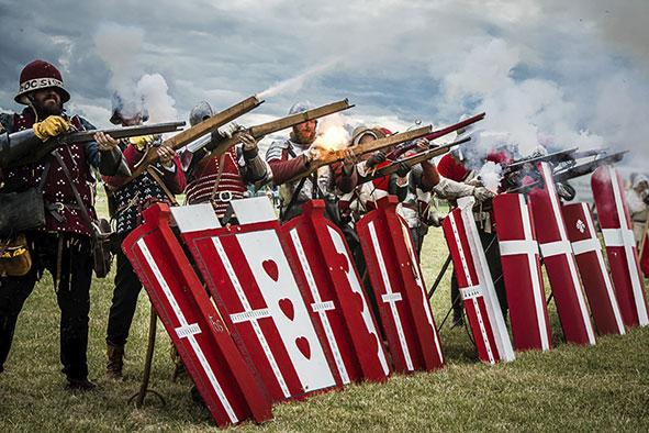 Celebrate the Festival of History in Milton Keynes