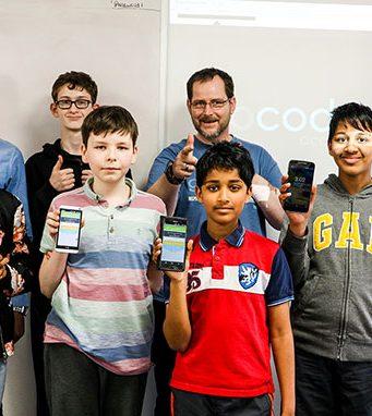 Students of GoCode Academy