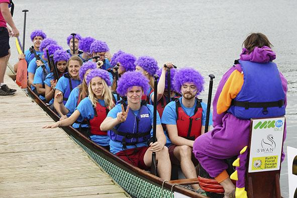 2017 Milton Keynes Dragon Boat Festival