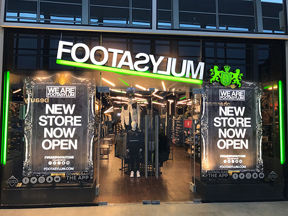Footasylum opens in Centre:MK