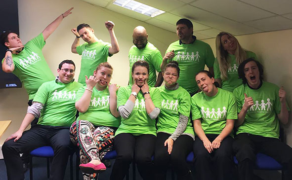 Celestra employees ready to raise money for MK Hospital