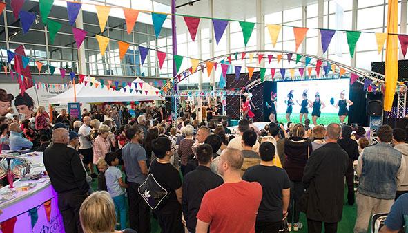 Festival in the City Milton Keynes