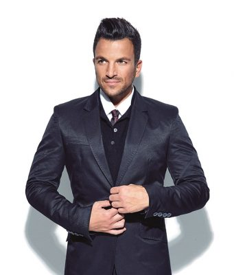 Peter Andre comes to Milton Keynes