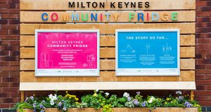 Milton Keynes Community Fridge