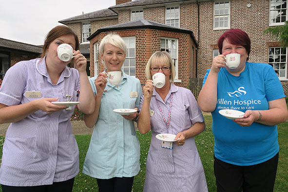 Willen Hospice Tea Party