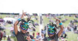 World Picnic celebration in Campbell Park 2017