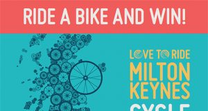 Get on your bike and win prizes for Cycle September