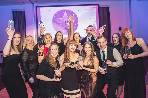 intu retailer awards 2017