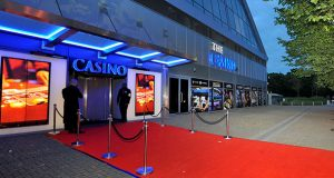 Front of The Casino MK