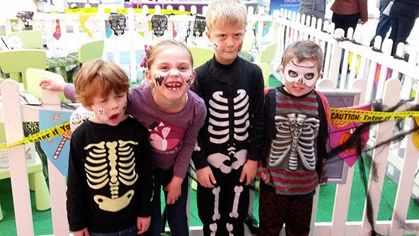 Halloween at intu Milton Keynes