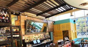 Interior shot of Las Iguanas, Milton Keynes