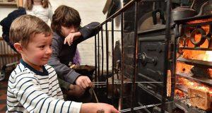 Milton Keynes Museum Napoleonic re-enactment