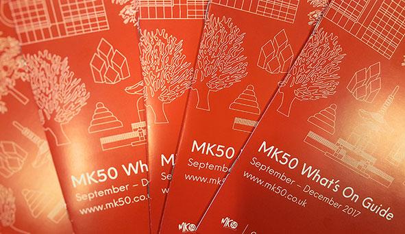 Milton Keynes Whats on Guide #mk50