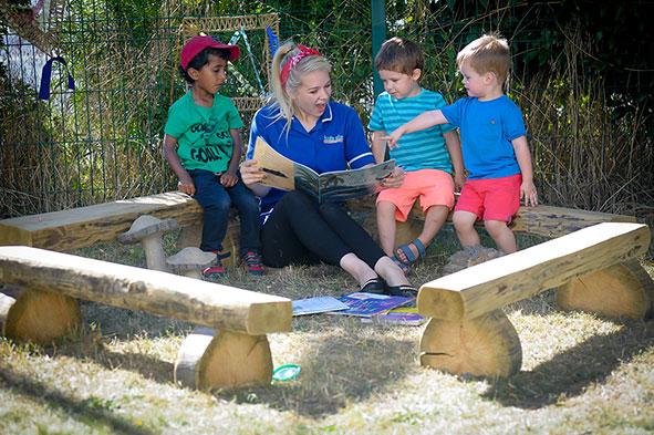 grant for Pre-School children