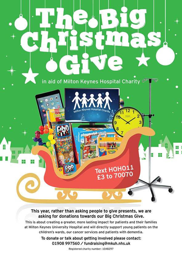 The Big Christmas Give poster