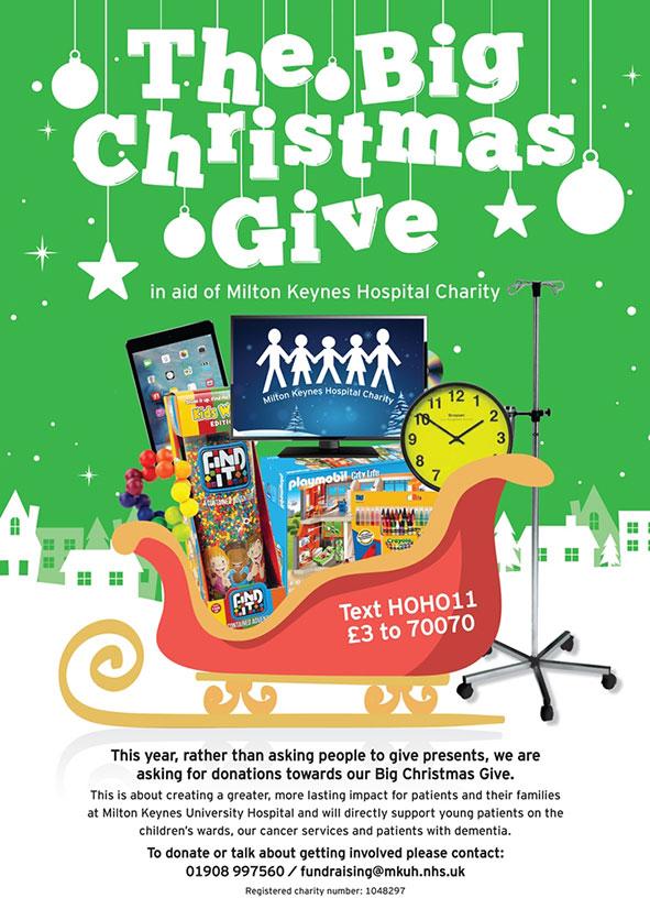 The Big Christmas Give poster