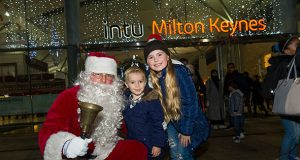 Christmas at intu Milton Keynes