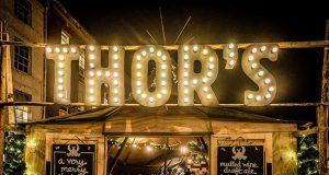 THOR'S tipi bar comes to Milton Keynes