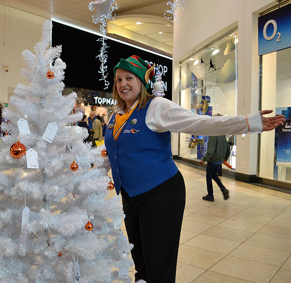 intu Milton Keynes Giving Tree