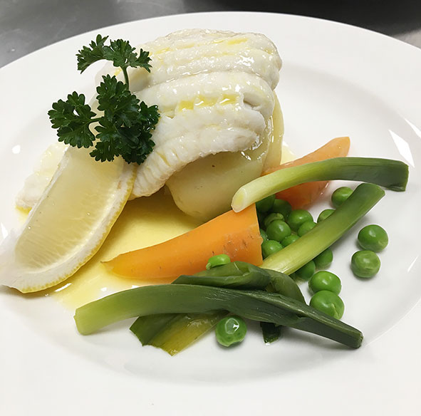 Lakeview Cod Lemon Butter Mash Baby Veg