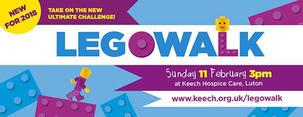 Legowalk for Keech Hospoce