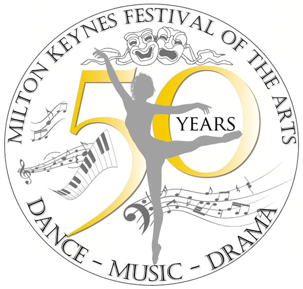 Milton Keynes Festival of the Arts logo